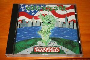 UGLY KID JOE - AMERICA'S LEAST WANTED - (CD)