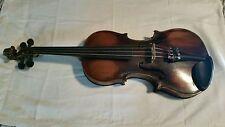 Antique Handmade 1918 JB Howell 4/4 Violin, bow & case