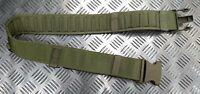 Genuine British Military Issue MTP Light Olive IRR Pistol PLCE  Duty Load Belt