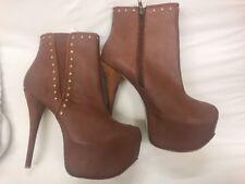 New Sophia & Lee Size 10 High Heel Boots