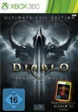 Xbox 360 Diablo 3 + III Reaper of Souls Ultimate Evil Edition Top Zustand