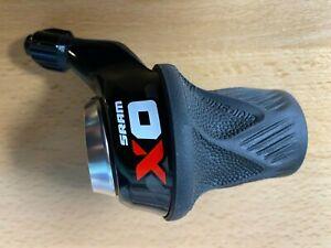 SRAM XO Grip Shift 10sp Right Shifter Black