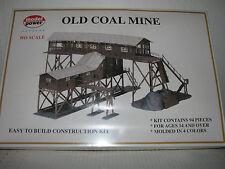 Model Power HO scale #316 Old Coal Mine Kit