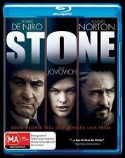 Stone - Robert De Niro Edward Norton Aus Blu-ray Low P&H