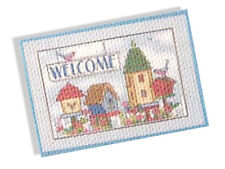 Casa De Muñecas Puerta Mat / Alfombra 1/12th Lona Impresa En Miniatura Accesorios dr08
