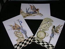 Amy Brown - Gargoyle Trilogy - Mini Print Set