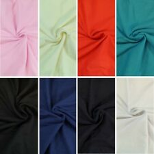 Cotton Jersey Fabric Knitted Ideal For Skirts, T-Shirts, Dresses & Crafts
