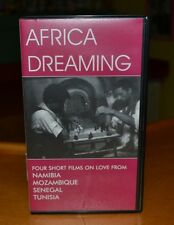 Africa Dreaming VHS Short Films On Love Namibia Senegal Tunisia Mozambique TV