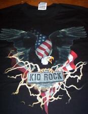 KID ROCK EAGLE AMERICAN FLAG 2001 LIVE TOUR T-Shirt XL NEW