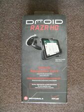 Droid Razr HD Vehicle Navigation Dock Windshield Dash Mount (Sealed)