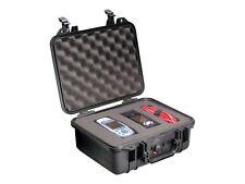 Pelican 1400 Camera Gun Hard Case Black With Foam