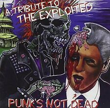 A Tribute to the Exploited-Punk 's not dead Blanks 77, Dehumanized, bittyclub, br