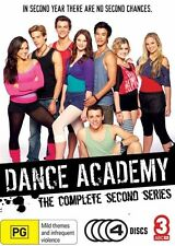 Dance Academy : Series Season 2 : NEW DVD