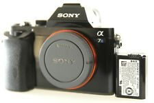 Sony Alpha a7S 12.2 MP Digital Mirrorless Camera - low shutter count 3221