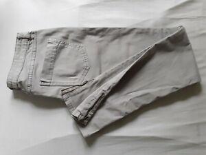 Mint Velvet Womens Smart Work Party Trouser Light Grey Sz 14~Immaculate