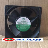 For 4E-DVB-1 100V/200VAC BI-SONIC All-metal High Temperature Fan