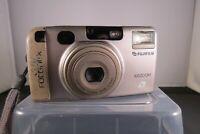Retro FUJIFILM FOTONEX 300 ZOOM 35mm Film Camera Zoom Date APS 30-90mm