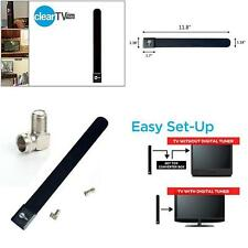 TOP Clear TV Key HDTV FREE Digital Indoor Antenna Ditch Cable As Seen on TV