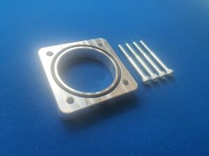 VW AUDI SEAT SKODA 1.8T Throttle Body Spacer Water Methanol injection