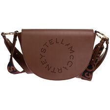 Stella Mccartney наплечная сумка женский Марли 700082W85427773 Cannella средний