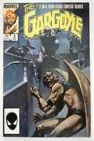 MARVEL | THE GARGOYLE | VOL. 1  - NR. 2 (1985) |  | Z 1  VF
