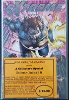 Extreme Comics #0 Image 1993 Rob Liefeld & Art Thibert Collectors Special NM