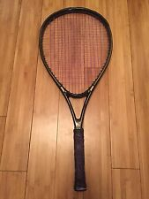 Prince Thunder 970 Longbody 124 sq inches 4 1/8 Tennis Racquet Racket Used