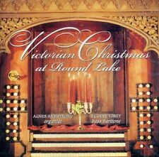 Victorian Christmas At Round Lake by Agnes Armstrong & Eugene Tobey (CD