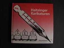 1992 Buch Haitzinger Karikaturen Bruckmann K0388