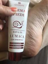 crème pour les pieds sec abimés soin des pieds bave d'escargot 75 ml BIO