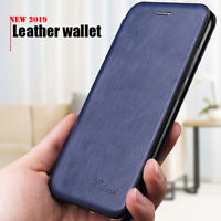 Luxury Magnetic Flip Leather Wallet Stand Case Cover For Xiaomi Redmi 8A 8 7A 7