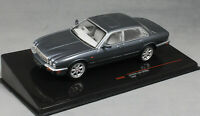 IXO Jaguar XJ8 in Grey Metallic 1998 X308 CLC289 1/43 NEW 2019 Release