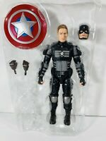 Marvel Legends Captain American Action Figure Joe Fixit Wave Avengers No BAF New