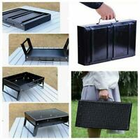 BBQ Charcoal Grill,Portable Lightweight Barbecue Grill for Outdoor Cooking