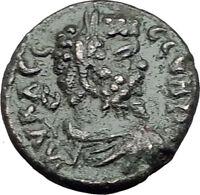 SEPTIMIUS SEVERUS 193AD Marcianopolis Authentic Ancient Roman Coin EAGLE i65001