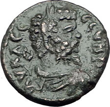 SEPTIMIUS SEVERUS 193AD Marcianopolis Authentic Ancient Roman Coin EAGLE i65001