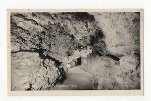 Ansichtskarte Schweina - Altensteiner Höhle - 1953
