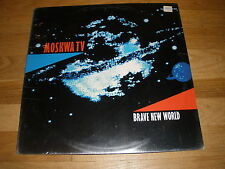 MOSKWA TV brave new world LP Record - sealed