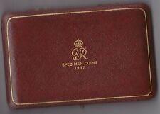 More details for empty 1937 george vi specimen set box in good condition.