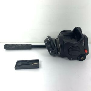 Manfrotto 501HDV Pro With Arm & Manfrotto 438 Leveling Head - Please Read!