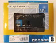 ESU 50094 ecosdetector ~ 16 canales Railcom opto ocupación de carril de 2 o 3 votos
