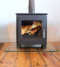 Saltfire ST1 Vision Wood burning Stove 5 kw with 9 Metre liner Kit (DEFRA)