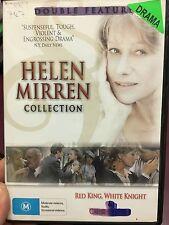 Red King White Knight / Cause Celebre ex-rental region 4 DVD (Helen Mirren) rare