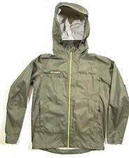 Simms Men's Small Fishing / Hunting / Boating / Outdoor Green Windbreaker Jacket