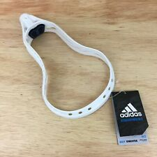 Adidas Eqt Enrayge Unstrung Adult Attack Lacrosse Head Size 10 White Ai7192 Nwt