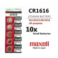 CR1616 3v Lithium Button Battery Watch Batteries AU
