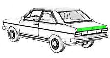 Reparaturblech – Reparaturstück Heckklappe für Audi 80 B1