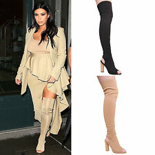 High Heel (3-4.5 in.) Unbranded Party Boots for Women