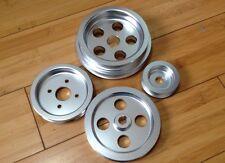 Lightweight pulley kit for Toyota Glanza Tercel Starlet 4E 4E-FTE 4EFTE 5EFE