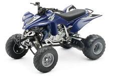 New Ray 1:12 Yamaha YFZ 450 die cast jouet modèle Quadcross ATV Quad bleu